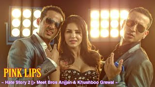 Pink Lips Full Song : Hate Story 2 | Meet Bros Anjjan & Feat. Khushboo Grewal | Sunny Leone | Tsc