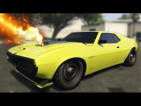 *YENİ* 3.000.000$ İNANILMAZ MUSCLE CAR!! (GTA 5 Online DLC) thumbnail