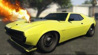 *YENİ* 3.000.000$ İNANILMAZ MUSCLE CAR!! (GTA 5 Online DLC)