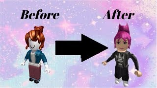 Roblox how to look cool without robux (Girl Version, 2 outfits) 2018