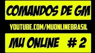 Comandos de GM - Mu Online #Parte 2