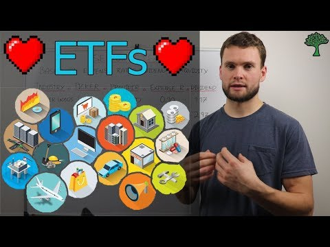 Best Sector-Specific ETFs [tech, Financials, Energy Etc.] - Passive Investing