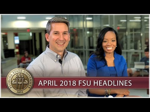 FSU Headlines: April 2018