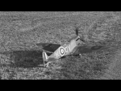 Brian Taylor Spitfire