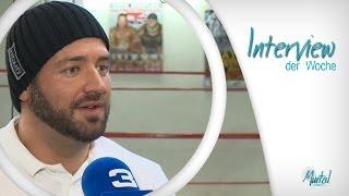 """Interview: Chris Raaber - """"Bambikiller"""" - Kanal3 Leoben"""