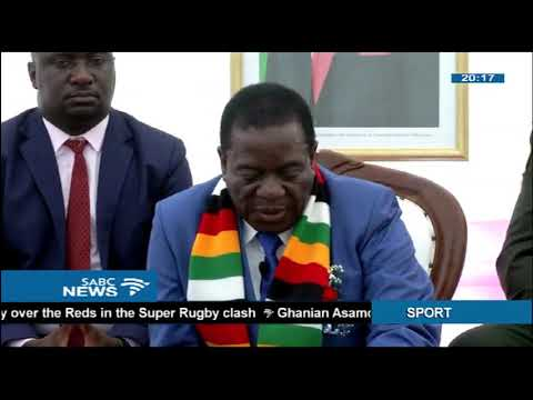 Mnangagwa listens to challenges facing Zimbabwe women thumbnail