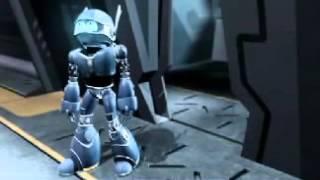 The Space Robots Battle