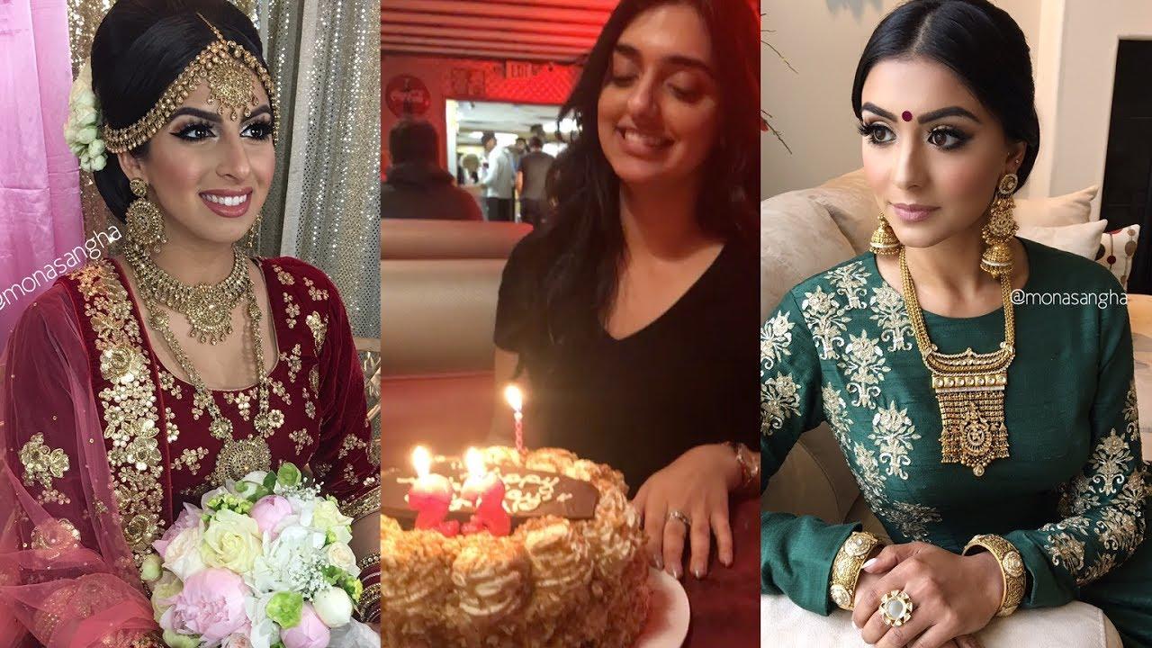 VLOG | Syra's Birthday | keepingupwithmona