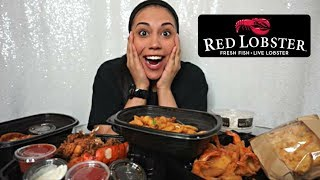 Eat With Me | Red Lobster Mukbang