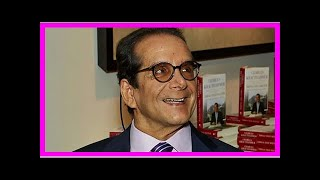 Breaking News | Fox News remembers Charles Krauthammer: 'R.I.P. good friend'