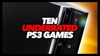 Ten Underrated PS3 Games