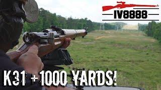 K31 at 1000 Yards!