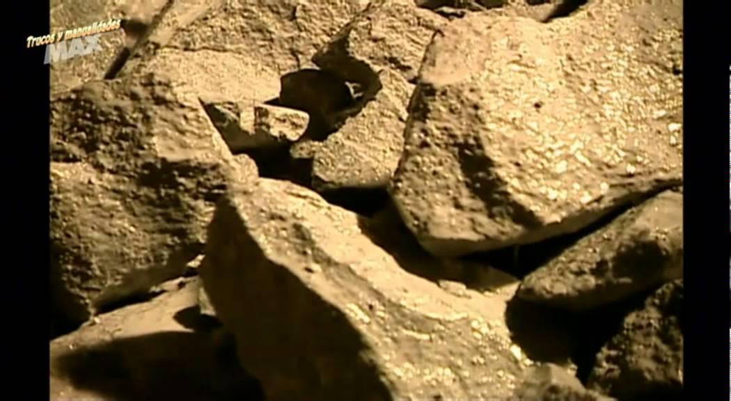 C mo se extrae el oro youtube for De donde sacan el marmol