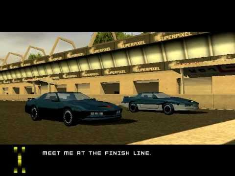 Knight Rider the Game mission 7 K.A.R.R. you're ON! - YouTube