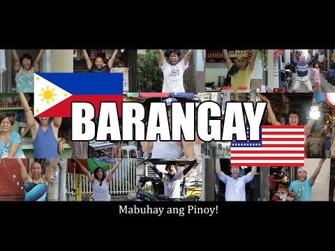"Beauty and the Beast PARODY ""BARANGAY"" 