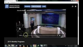 Video How to Download Videos from tv.jw.org download MP3, 3GP, MP4, WEBM, AVI, FLV Oktober 2018