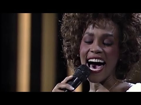 Whitney Houston - One Moment In Time (Live 1989)