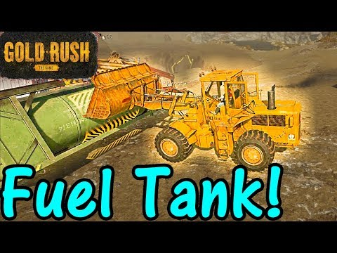 Let's Play Gold Rush The Game #70: Fuel Tank!