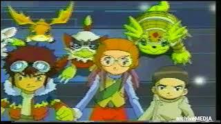 Tandas Comerciales Fox Kids Latinoamérica | Abril 2004