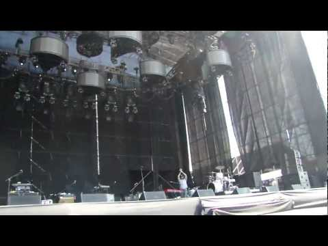 Foster The People @ Lollapalooza 2012 - Chile, FULL SHOW Pt. I HD