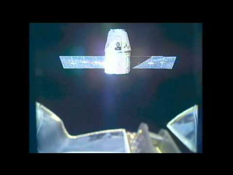 Space Station Live: Optical Communication From Space #Nasa