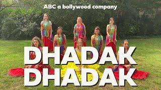 DHADAK DHADAK | Bollywood Dance Cover from Belgium | ABC a bollywood company | Bunty aur Babli