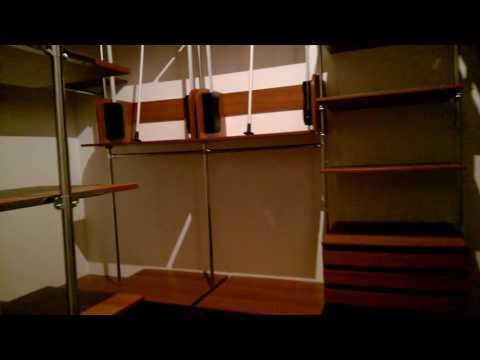 uno гардеробная система