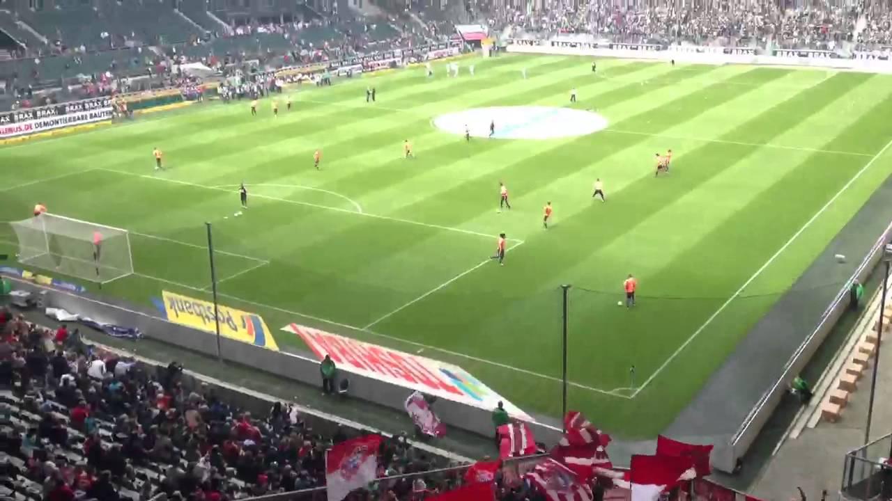 Mönchengladbach Vs Bayern