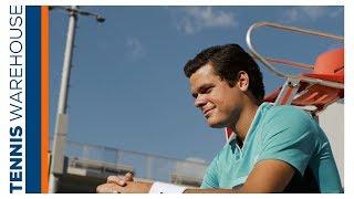 Worn by Milos Raonic, the New Balance Lav at Tennis Warehouse!