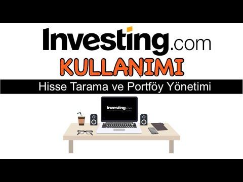Ücretsiz Portföy Oluşturma (Canlı Borsa Verilerinden 15 Dk. Gecikmeli Takip)