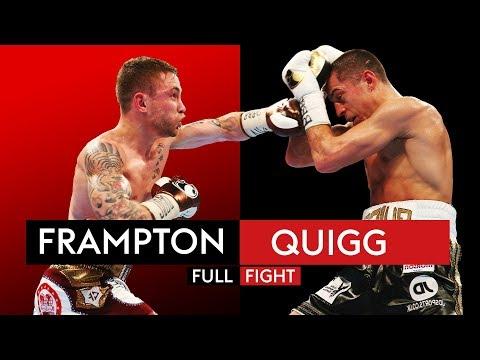 Carl Frampton vs Scott Quigg | Full Fight | 27 Feb 2016