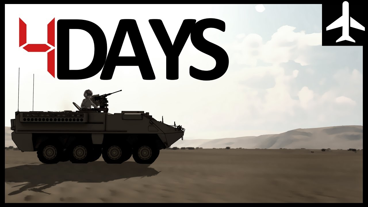 Download 4 DAYS   a Short Animatic Film