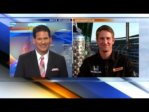 Ryan Hunter-Reay wins Indy 500