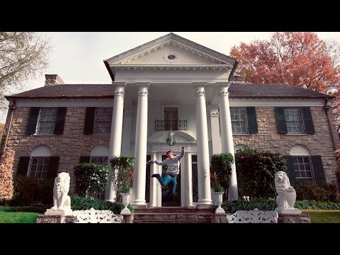 GRACELAND - Elvis Presleys Mansion - Traivelzing 100