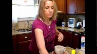 *peanut Butter Coconut Bowl Bread* Low Carb-sugar Free P3 Friendly