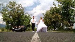 СВАТБА ПЛОВДИВ ВИДЕО ЗАСНЕМАНЕ Wedding Росица и Петър 31.08.2013