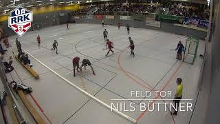 171222 Hallenhockey 2.Bundesliga - RRK 1.Herren vs TG Frankenthal Highlights
