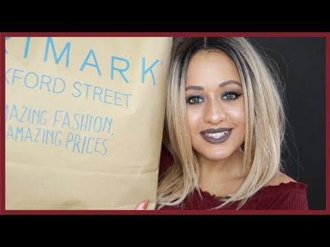 ⇝ QUIRKY PRIMARK HAUL JUNE 2018 (try on) Siana Westley