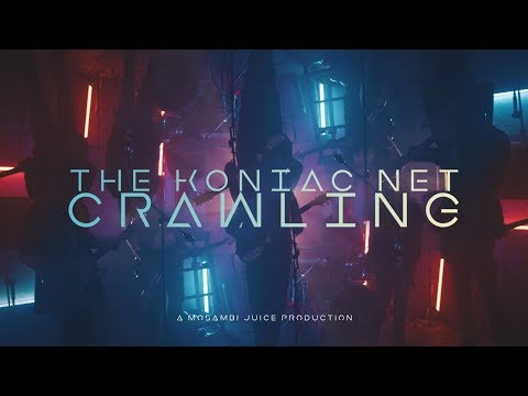 "The Koniac Net - ""Crawling"" (Official Music Video)"