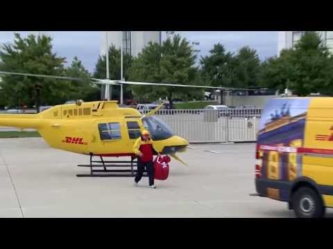 DHL Takes Delivery Service to New Heights in Chicago