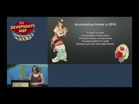 devopsdays Minneapolis 2016 - Charity Majors - Making good choices with software