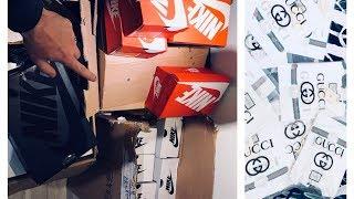 видео Купить брендовые кроссовки в Москве