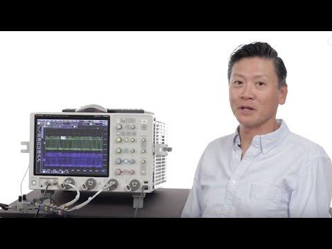 USB 3.1 Gen2 10G Transmitter Compliance Testing