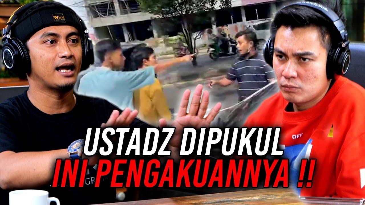 USTAD LAGI BERBAGI MAKANAN GRATIS, MALAH DIPUKUL !! ORANGNYA KABUR !! KITA CARI ORANGNYA SEKARANG..
