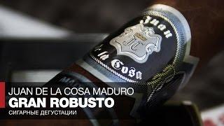 Курим сигары Juan de la Cosa Maduro Gran Robusto // Обзор и отзывы(В этом видео я расскажу о том, как я курил сигары Juan de la Cosa Maduro формата Gran Robusto. Эти сигары названы так в честь..., 2016-08-06T08:00:01.000Z)