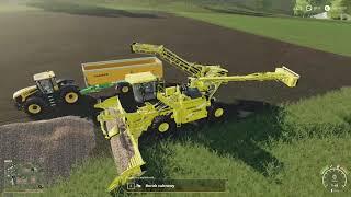 Odbiór Buraka Ropa Maus 5 E23 | Farming Simulator 19
