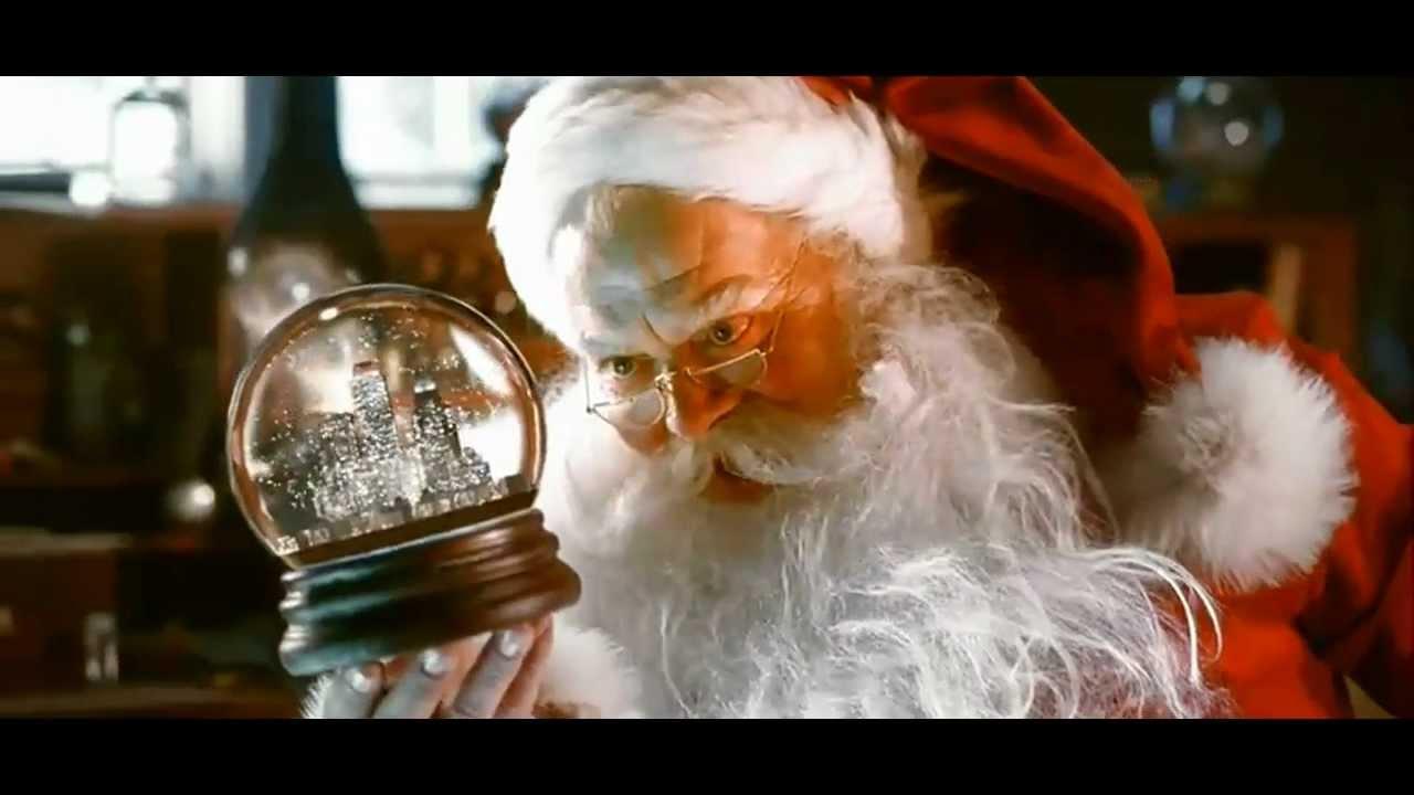 Santa's Magical Snow Globe