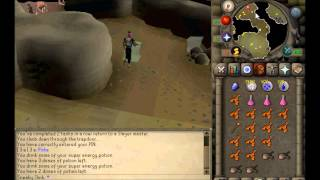 Runescape 2007 - Turoth Slayer Guide - Short & Simple