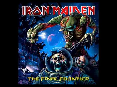 Iron Maiden When the wild wind blows lyrics subtitled -The Final Frontier