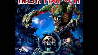 Iron Maiden When the wild wind blows lyrics subtitled -The Final Frontier